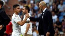 Real Madrid | ¿James Rodríguez como moneda de cambio para un fichaje?