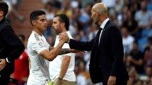 Real Madrid | Los descartados por Zinedine Zidane