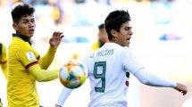 La perla mexicana que interesa al Sevilla