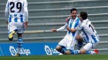 Sevilla y Valencia comparten objetivo en la Real Sociedad