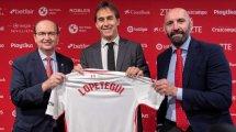 Sevilla   Julen Lopetegui tiene un segundo deseo en el Real Madrid