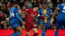 FA Cup | El Liverpool derrota al Shrewsbury Town
