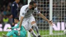 Karim Benzema transmite sus planes al Real Madrid