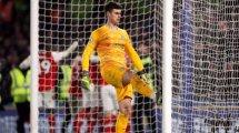 Kepa desata una batalla interna en el Chelsea