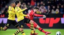 Bundesliga | Lluvia de goles entre Bayer Leverkusen y Borussia Dortmund