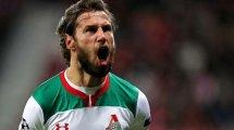 Grzegorz Krychowiak encuentra la luz en el Lokomotiv de Moscú