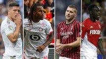 Las estrellas que no logran encontrar la luz lejos de la Bundesliga