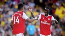 Pierre-Emerick Aubameyang quiere abandonar el Arsenal en verano
