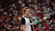 Juventus | Ya se habla de una vía de escape para Matthijs De Ligt
