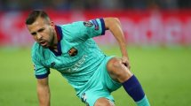 Junior Firpo se abre paso en el FC Barcelona