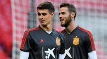 El eterno debate en la portería de la Selección de España