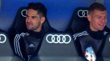 Real Madrid   La paulatina desaparición de un Isco que se vuelve invisible