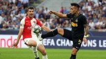 Liga de Campeones | El Inter salva un punto en el tiempo extra