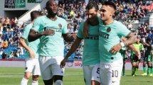 Lautaro Martínez-Romelu Lukaku, la dupla que dispara la ilusión del Inter de Milán
