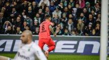 Ligue 1 | El PSG saca el rodillo a pasear en Saint-Étienne