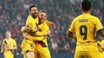 Liga de Campeones | Triunfo agónico del FC Barcelona en Praga
