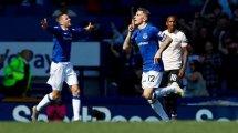 El notable impacto de Lucas Digne en el Everton
