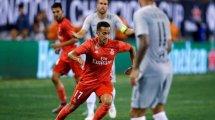 Zinedine Zidane apuesta de nuevo por Lucas Vázquez