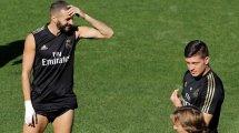 Luka Jovic y el espejo de Karim Benzema en el Real Madrid