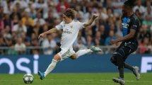 Real Madrid   La MLS tienta a Luka Modric