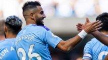 La resignación de Riyad Mahrez con el Leicester City