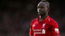 Sadio Mané continúa de dulce en el Liverpool