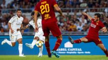 La Roma derrota al Real Madrid desde el punto fatídico