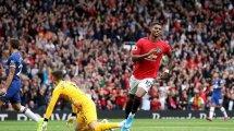 El Manchester United se da un festín contra el Chelsea