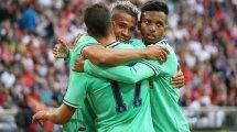 Real Madrid | El Benfica da forma a su ofensiva por Mariano