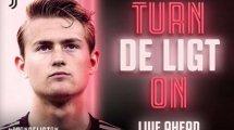 Oficial   La Juventus de Turín ficha a Matthijs de Ligt