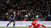 Ligue 1 | El tridente del PSG se luce ante el Amiens