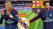 Diario de Fichajes | Real Madrid y FC Barcelona amenazan el proyecto estelar del PSG