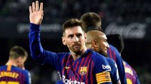 Lionel Messi no piensa en una salida del FC Barcelona