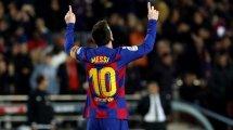 Leo Messi vuela alto hacia el pichichi de LaLiga