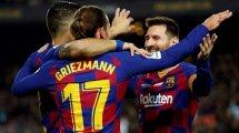 FC Barcelona | El tridente comienza a dar sus frutos