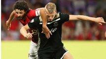 El PSG ficha a Mitchel Bakker