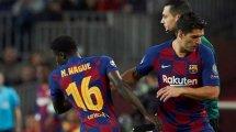 FC Barcelona | Moussa Wagué se debate entre 2 destinos