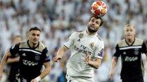 El Real Madrid ya prepara la venta de Nacho
