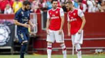 El complicado horizonte de Nacho en el Real Madrid
