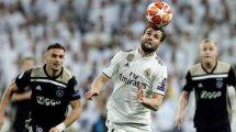 La Roma reactiva su interés por un central del Real Madrid