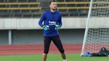 FC Barcelona | El esperado estreno de Neto