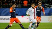 Ligue 1 | Remontada del PSG en Montpellier