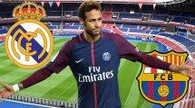 Diario de Fichajes | Real Madrid y FC Barcelona continúan en la lucha por Neymar