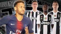 Diario de Fichajes | La Juventus se mantiene a la espera de su oportunidad por Neymar