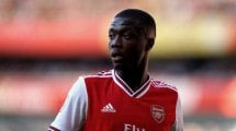 Arsenal | Nicolas Pépé no encuentra el camino