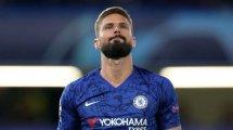 Chelsea   Giro inesperado en el futuro de Olivier Giroud