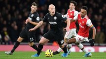 Premier League | El Arsenal no levanta cabeza ante el Brighton