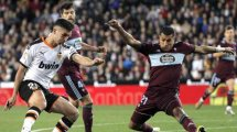 Liga | El Valencia doblega por la mínima al Celta de Vigo
