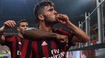 AC Milan | Crece la competencia por Patrick Cutrone
