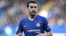 Chelsea | ¿Pedro, rumbo a la Serie A?